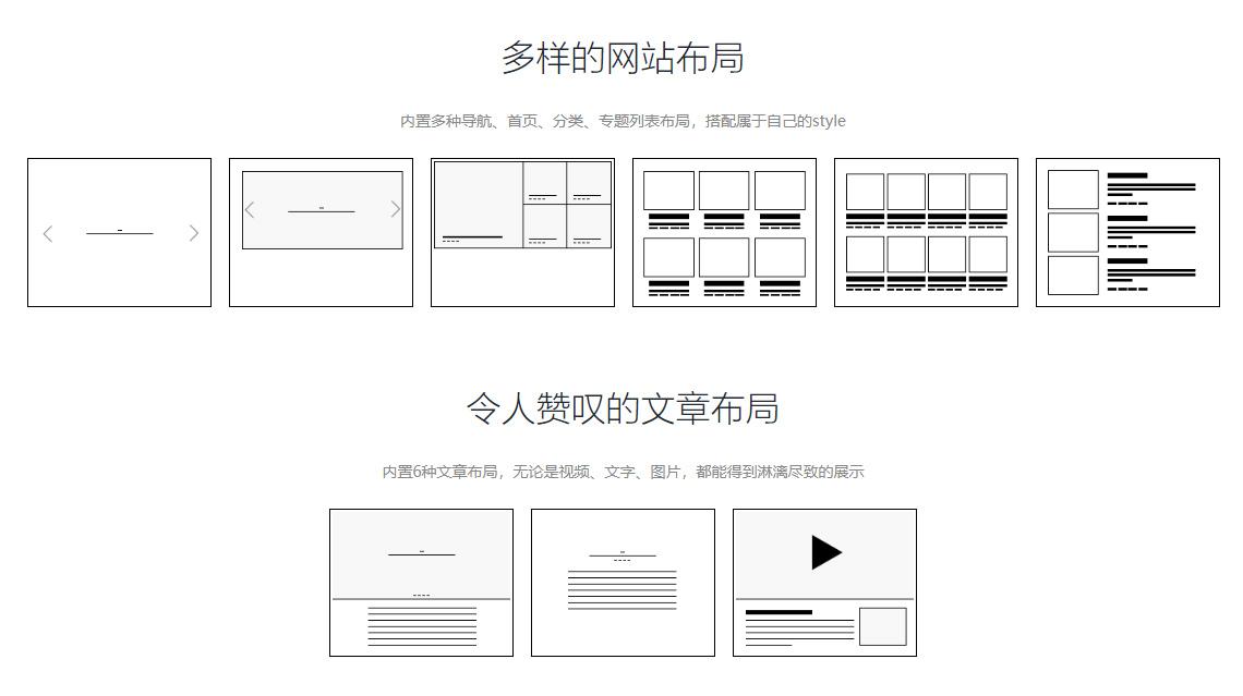 【Cosy3.0】超强自定义DIY布局实力派WP主题漂亮得不像话[WordPress主题]-找主题源码