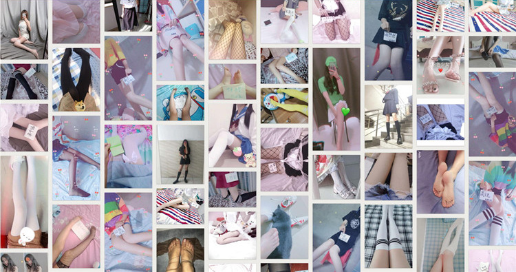 【美腿引流源码】HTML5美腿图片网上传即用-找主题源码
