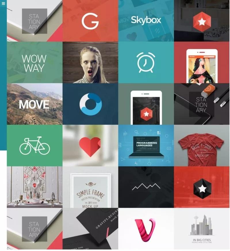 【Huge 3D v1.6.2 汉化版】WP创意设计作品企业展示模板[WordPress主题]-蓝汇源码